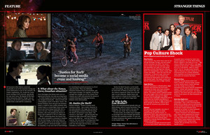 Stranger Things in Horrorville Magazine - 2017 [5]