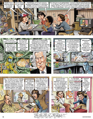 Stranger Things in Mad Magazine - 2017 [2]