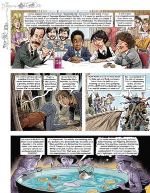 Stranger Things in Mad Magazine - 2017 [4]