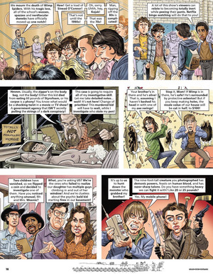 Stranger Things in Mad Magazine - 2017 [6]