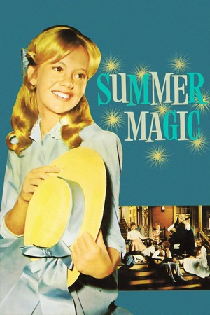Summer Magic (1963) Poster