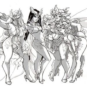 The D.D. Girls