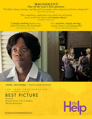 The Help (2011) For Your Consideration Poster