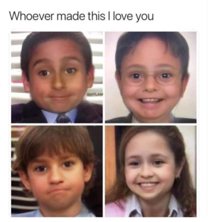 The Office Kids