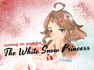 The white snow princess is ( cover kwa Kumo-on Kong)