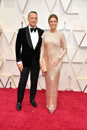 Tom Hanks and Rita Wilson - 92nd Annual Academy Awards February 9, 2020