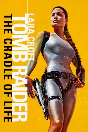 Tomb Raider: The 摇篮 of Life (2003) Poster - Lara Croft