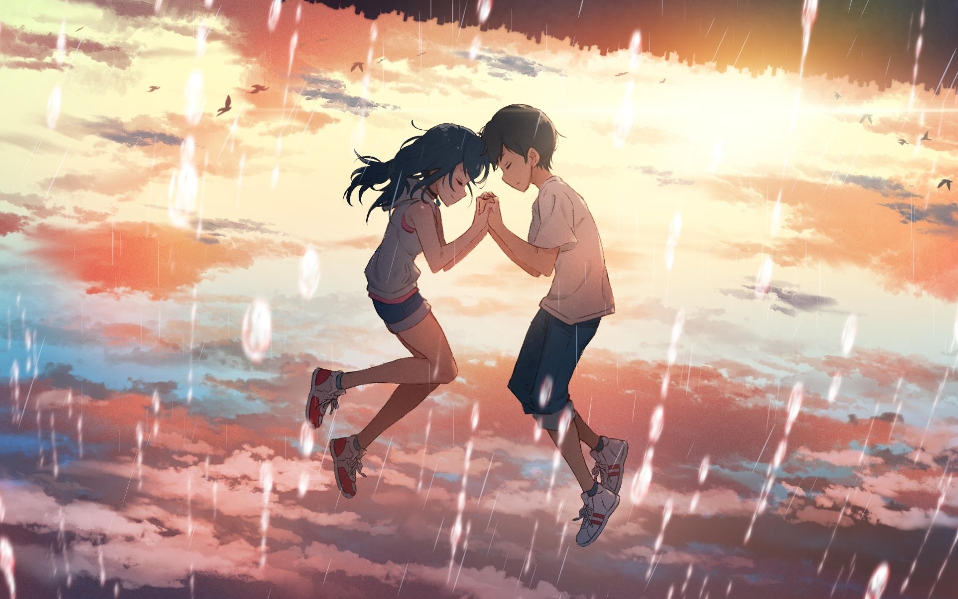 Weathering With You Wallpapers Makoto Shinkai Wallpaper