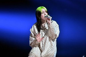 billie eilish performs onstage during the 62nd annual news picha 1580094746