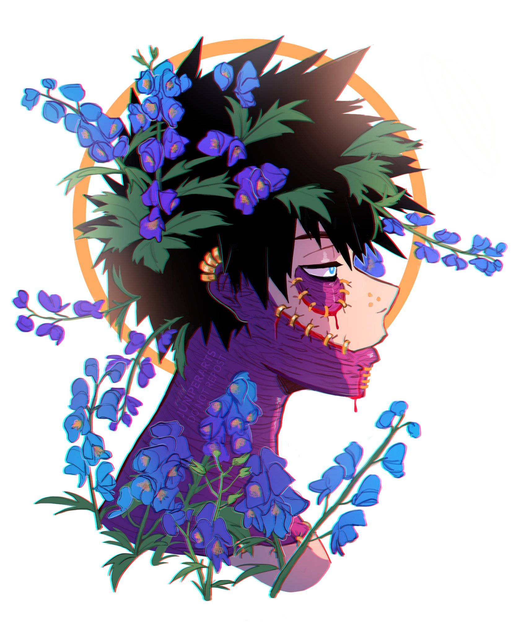 Dabi Fleurs Boku No Hero Academia Fan Art 43281955 Fanpop Page 71