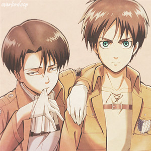 Anime Edit #123 - Eren and Levi