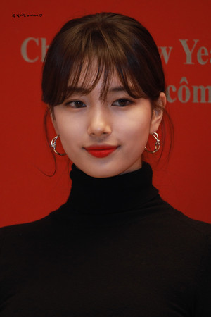 20200118 Suzy at Lancôme 2020 New Year Genifique Pop Up Event