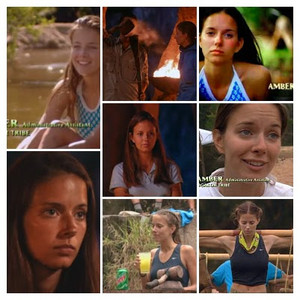 Amber Survivor Australia Collage