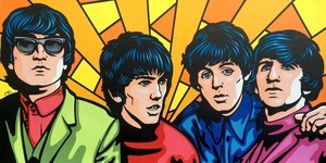 Beatles Popart