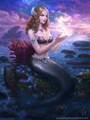 Beautiful Mermaid
