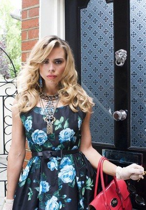 Billie Piper in Secret Diary of a Call Girl