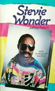 Book Pertaining To Stevie Wonder