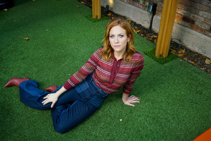 Brittany Snow - The New Potato Photoshoot - 2019