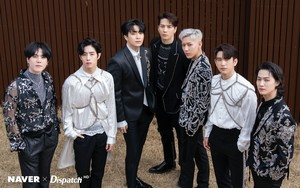 "GOT7's ""DYE"" mini album promotion photoshoot bởi Naver x Dispatch"