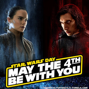 Happy Star Wars Day ♡ May the 4th Be With You