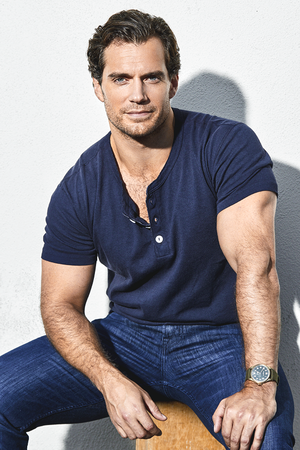 Henry Cavill for Men's Health (2019)