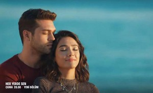 Her Yerde Sen Selin and Demir(Furkan Andic and Aybuke Pusat)
