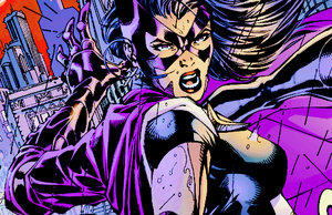 Huntress in Batman: Hush (2003) art by Jim Lee
