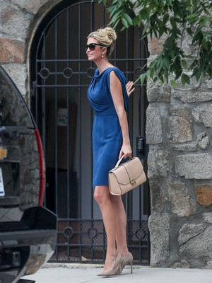 Ivanka in Washington DC ~ June 19th, 2017