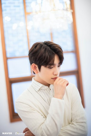 "Jinyoung - tVN Drama ""When My Life Blooms"" Promotion Photoshoot Von Naver x Dispatch"