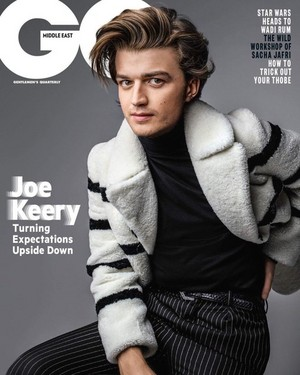 Joe Keery ~ GQ Magazine ~ 2019