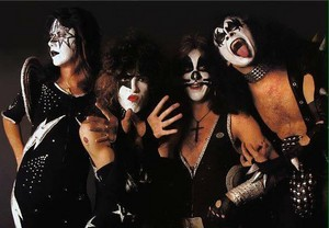 KISS ~Amsterdam, Netherlands...May 23, 1976 (Spirit of '76-Destroyer Tour)