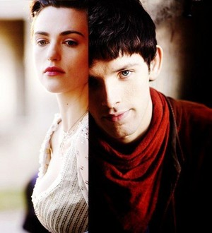 Merlin and Morgana 🖤