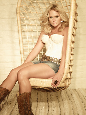 Miranda Lambert Four The Record Photoshoot