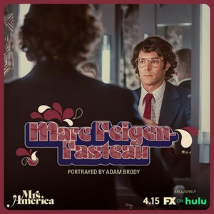 Mrs. America - Cast Promos - Adam Brody as Marc Feigen-Fasteau