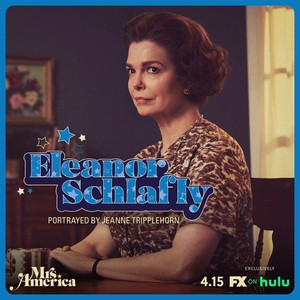 Mrs. America - Cast Promos - Jeanne Tripplehorn as Eleanor Schlafly