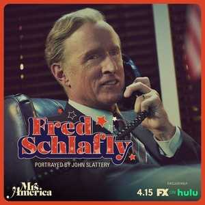 Mrs. America - Cast Promos - John Slattery as Fred Schlafly