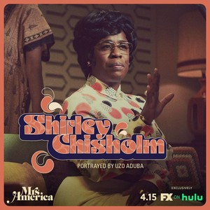 Mrs. America - Cast Promos - Uzo Aduba as Shirley Chisholm