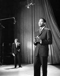 Sam Cooke The Ed Sullivan Show 1957