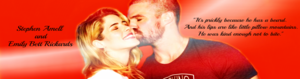 Stephen Amell and Emily Bett Rickards - Profile Banner