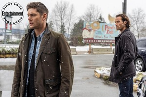 Supernatural - Season 15 - Final Episodes - First Look Photos