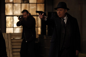 The Blacklist - Episode 7.18 - Roy Cain - Promotional Photos