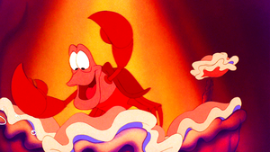 Walt Disney Screencaps - Sebastian