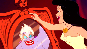 Walt Disney Screencaps – Ursula & Vanessa