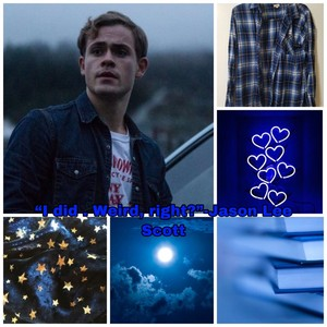 jason lee scott aesthetic ( dacre)