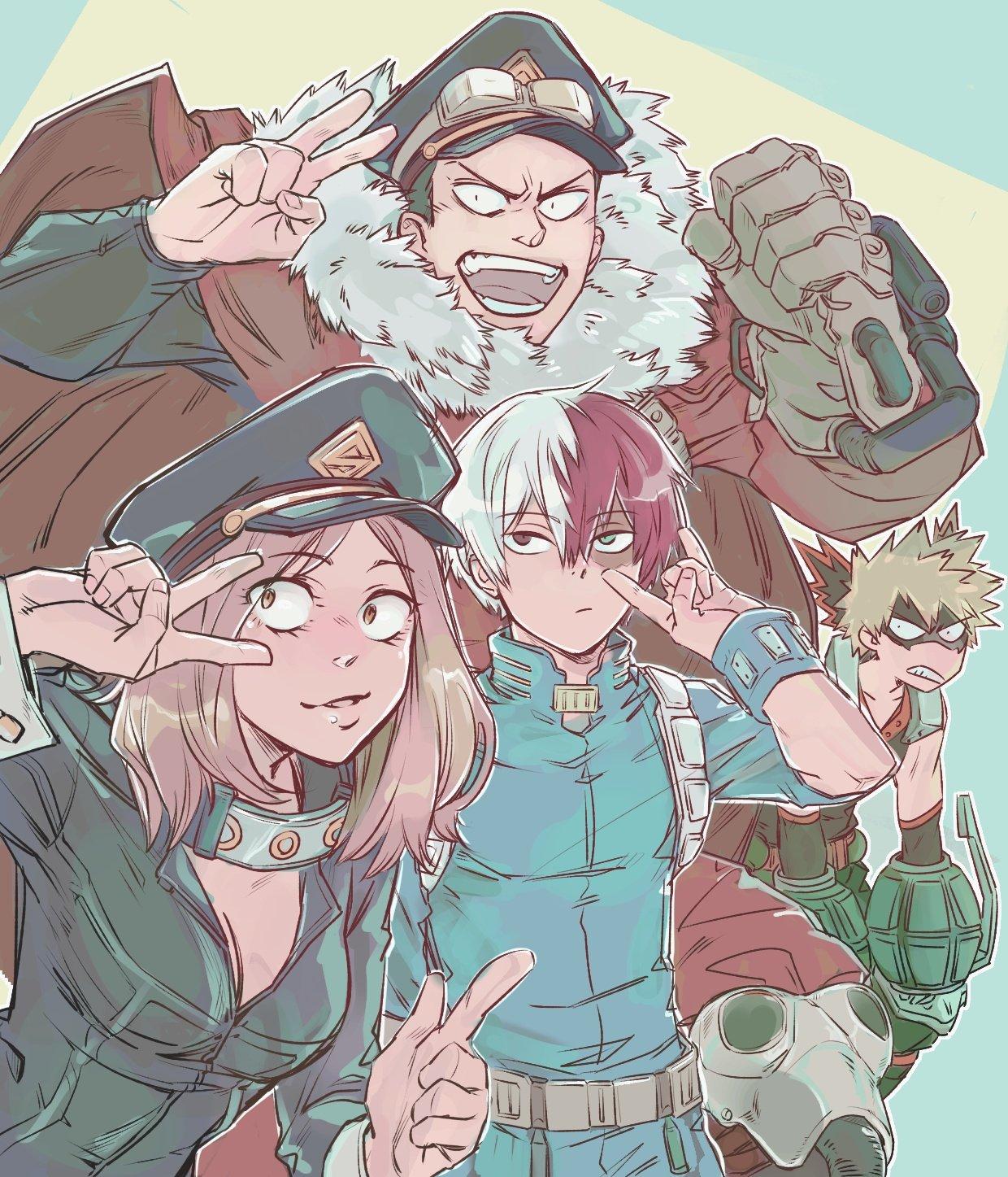 My Hero Academia Boku No Hero Academia Fond D Ecran 43341152 Fanpop Page 55