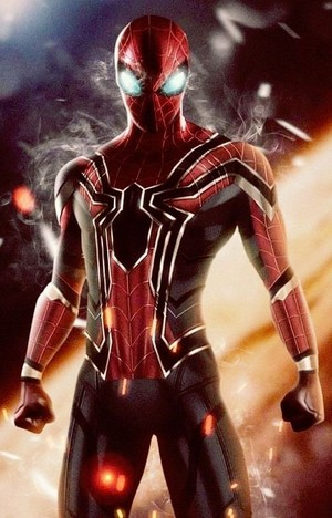 *Iron Spiderman*