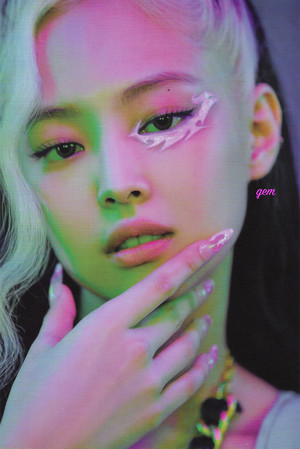 [SCAN] Jennie BLACKPINK HYLT Special Edition