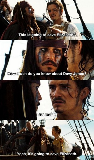 *Sparrow / Turner : Pirates Of The Caribbean*