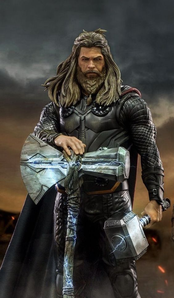 *Thor : God of Thunder*