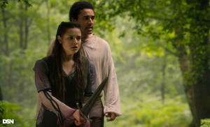 1x04 - The Red Lake - Arthur and Nimue